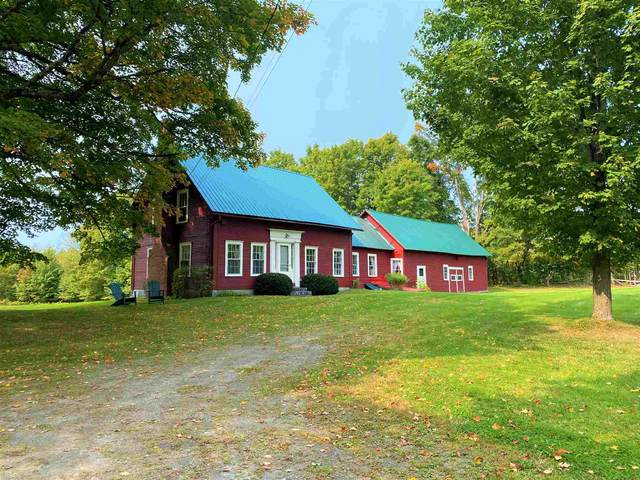 132 Birch Lane, Brownington, VT 05860 (MLS #4829458) :: Hergenrother Realty Group Vermont