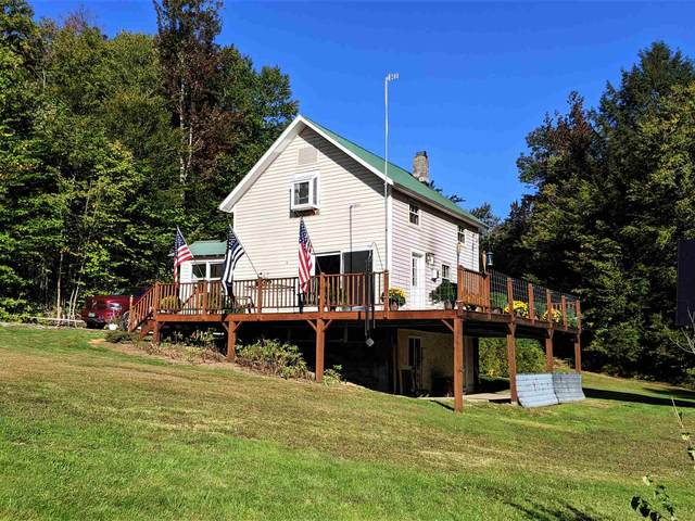 50 Dolan Road, Middlesex, VT 05602 (MLS #4829478) :: Hergenrother Realty Group Vermont