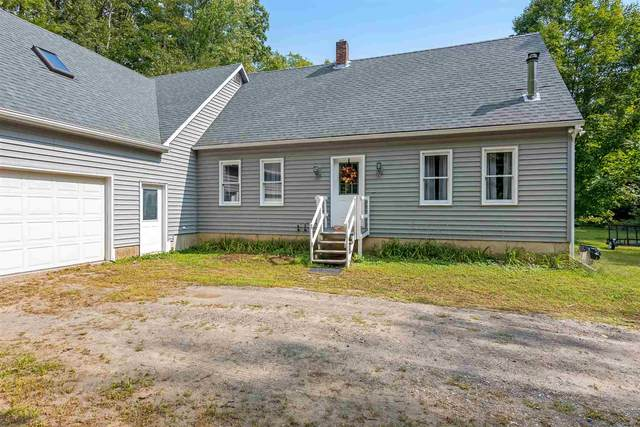 378 Sanderson Road, Milton, VT 05468 (MLS #4829516) :: Hergenrother Realty Group Vermont
