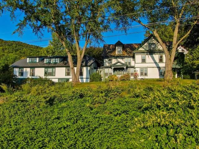 27 Inn Road, Charlotte, VT 05445 (MLS #4829632) :: The Gardner Group