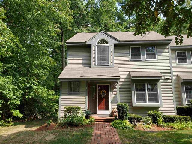 169 Portsmouth Street #164, Concord, NH 03301 (MLS #4829639) :: Lajoie Home Team at Keller Williams Gateway Realty