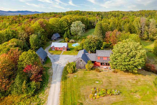 236 Fuller Road, Craftsbury, VT 05826 (MLS #4829645) :: Hergenrother Realty Group Vermont