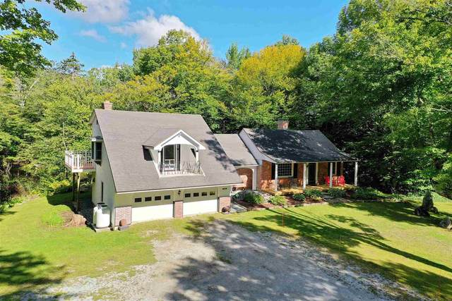 232 Butler Road, Killington, VT 05751 (MLS #4829702) :: Hergenrother Realty Group Vermont