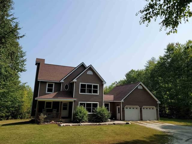 544 Remington Road, Chester, VT 05143 (MLS #4829750) :: Lajoie Home Team at Keller Williams Gateway Realty