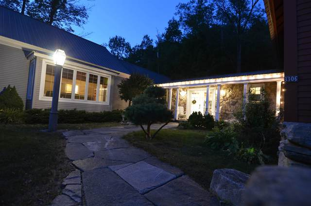 3306 Green Mountain Turnpike, Chester, VT 05143 (MLS #4829809) :: Lajoie Home Team at Keller Williams Gateway Realty