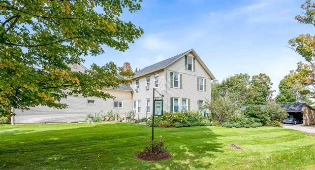 4660 Stagecoach Road, Morristown, VT 05661 (MLS #4829815) :: The Gardner Group