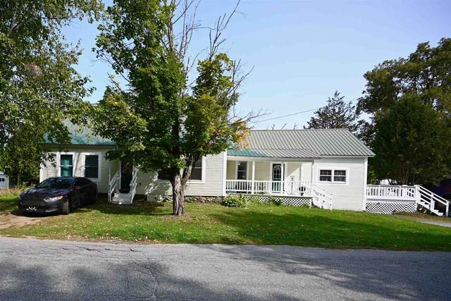 671 Harrel Street, Morristown, VT 05661 (MLS #4830065) :: Hergenrother Realty Group Vermont