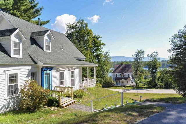 23 Coe Hill Road, Center Harbor, NH 03226 (MLS #4830126) :: Keller Williams Coastal Realty