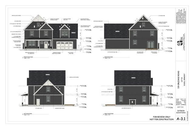 15 Upper Main Street Lot 119, Essex, VT 05452 (MLS #4830129) :: Lajoie Home Team at Keller Williams Gateway Realty