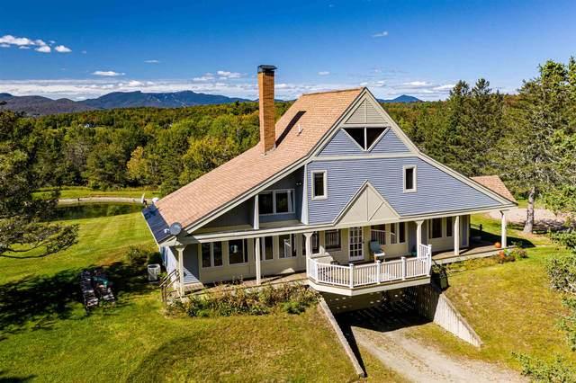 809 Pinnacle Road, Stowe, VT 05672 (MLS #4830170) :: The Hammond Team