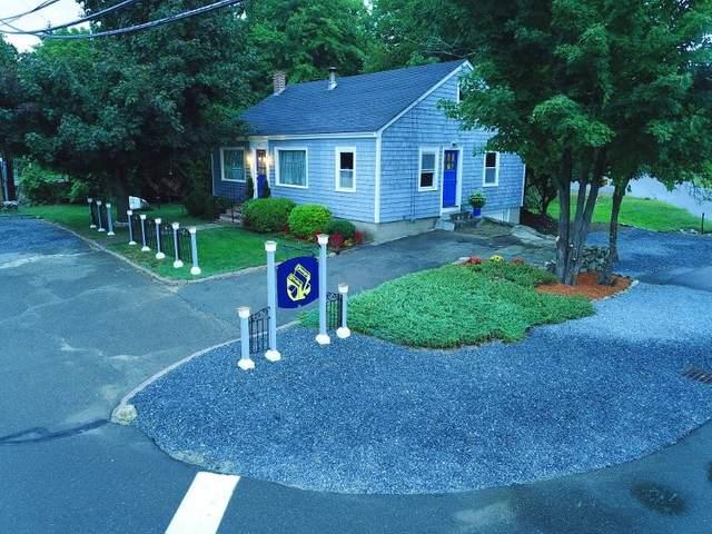 153 Main Street, Plaistow, NH 03865 (MLS #4830230) :: The Hammond Team