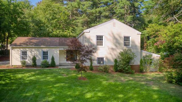 130 Wallace Road, Bedford, NH 03110 (MLS #4830238) :: Hergenrother Realty Group Vermont