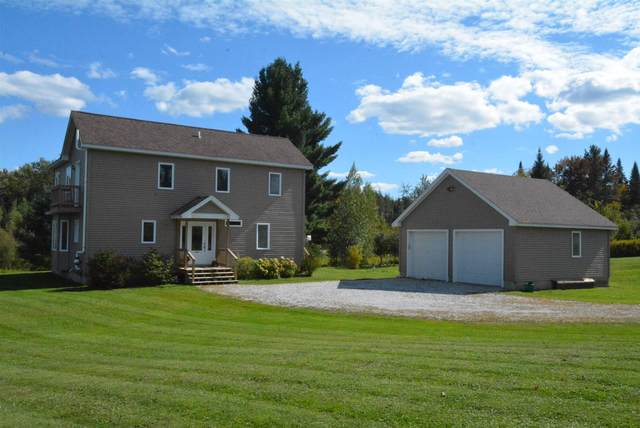 411 Carroll Hill Road, Fairfax, VT 05454 (MLS #4830242) :: Hergenrother Realty Group Vermont