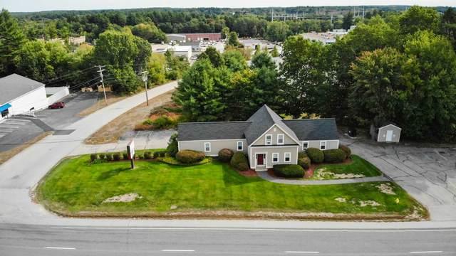 255 Daniel Webster Highway, Merrimack, NH 03054 (MLS #4830287) :: Signature Properties of Vermont