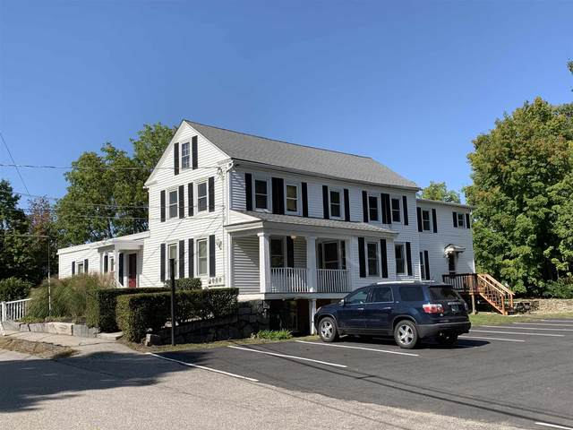 14 Bow Street, Exeter, NH 03833 (MLS #4830320) :: The Hammond Team