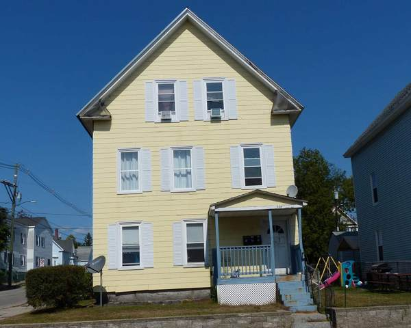 354 Spruce Street, Manchester, NH 03103 (MLS #4830418) :: Keller Williams Coastal Realty