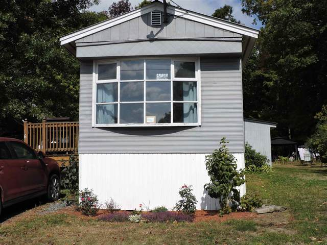 22 Rudsboro Road #6, Lebanon, NH 03766 (MLS #4830424) :: Hergenrother Realty Group Vermont