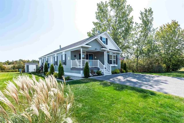 329 Dolphin Drive, Portsmouth, NH 03801 (MLS #4830504) :: The Hammond Team