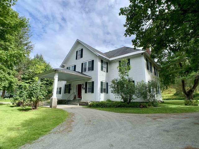 369 Dover Road, Newfane, VT 05351 (MLS #4830619) :: Signature Properties of Vermont
