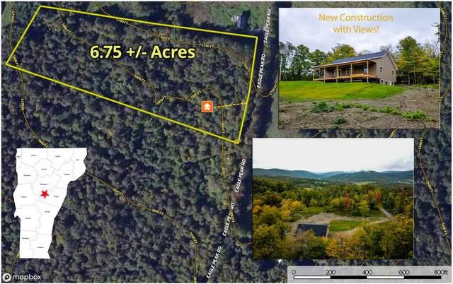 3233 Eagle Peak Road, Brookfield, VT 05036 (MLS #4830629) :: The Gardner Group