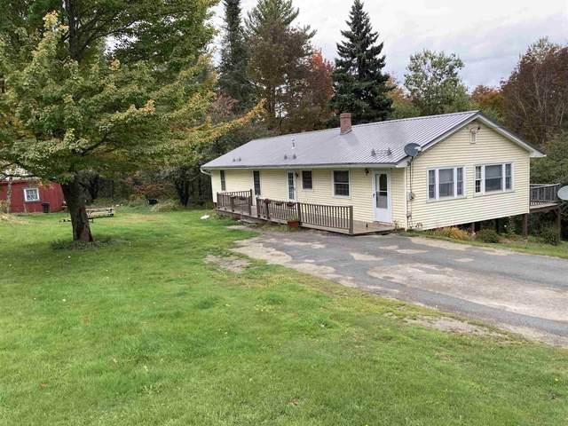 122 Stannard Mt Road, Wheelock, VT 05851 (MLS #4830814) :: The Gardner Group