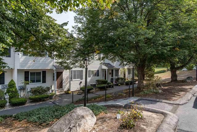 135 Amherst Street #28, Amherst, NH 03031 (MLS #4831088) :: Keller Williams Coastal Realty