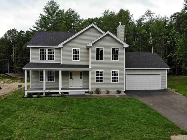 3 Dorothy Drive #2, Amherst, NH 03031 (MLS #4831093) :: Keller Williams Coastal Realty