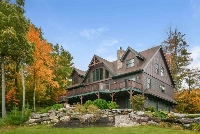 147 Upper Mile Point Drive, Meredith, NH 03253 (MLS #4831332) :: The Hammond Team