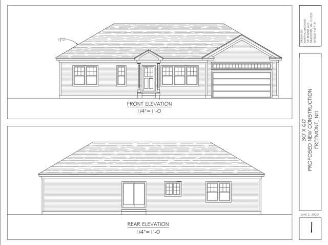 1 Currier Lane #1, Fremont, NH 03044 (MLS #4831389) :: Lajoie Home Team at Keller Williams Gateway Realty