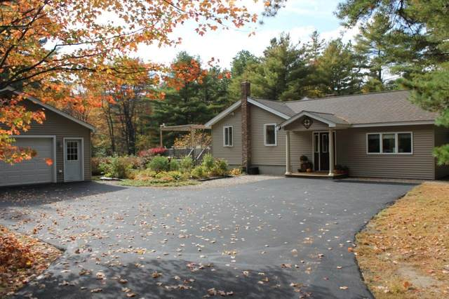 38 Old Mill Road, Ossipee, NH 03890 (MLS #4831393) :: The Hammond Team