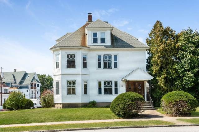 382-384 Coolidge Avenue, Manchester, NH 03102 (MLS #4831397) :: Lajoie Home Team at Keller Williams Gateway Realty