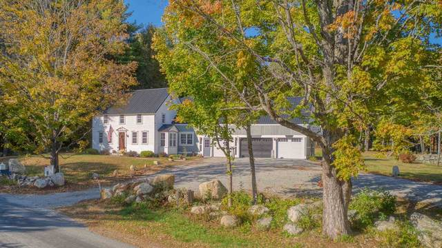 1452 Forest Road, Greenfield, NH 03047 (MLS #4831419) :: Jim Knowlton Home Team