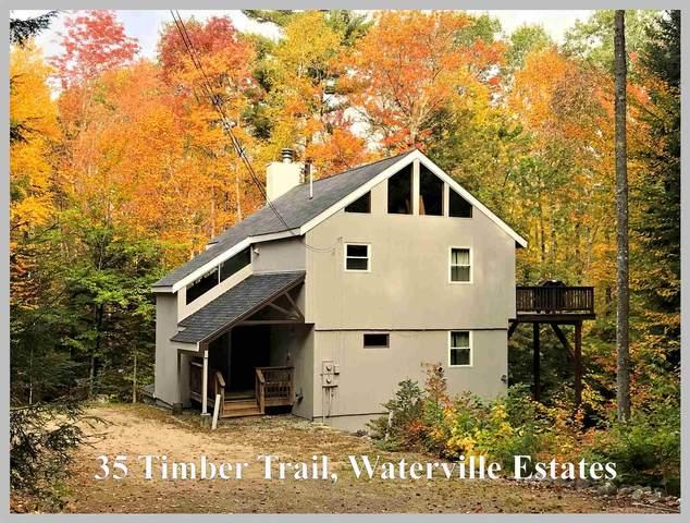 35 Timber Trail, Campton, NH 03223 (MLS #4831683) :: The Hammond Team