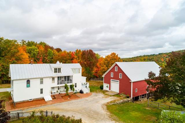 215 Wallace Road, Goffstown, NH 03045 (MLS #4831703) :: Jim Knowlton Home Team