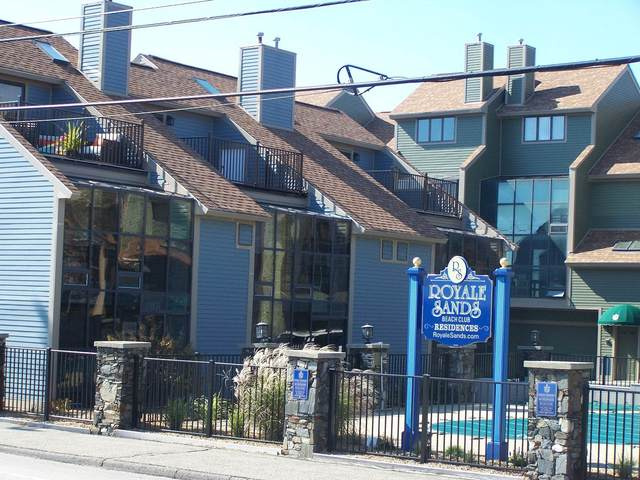 581 Ocean Boulevard #2, Hampton, NH 03842 (MLS #4831811) :: Signature Properties of Vermont