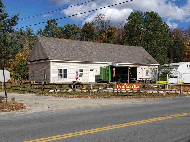70 Lost River Road, Woodstock, NH 03262 (MLS #4831826) :: Signature Properties of Vermont