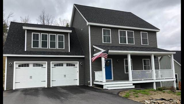 13 Eisenhower Drive, Rochester, NH 03867 (MLS #4832518) :: Lajoie Home Team at Keller Williams Gateway Realty
