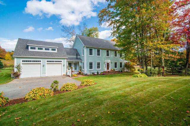 221 Old Farm Meadows Road, Manchester, VT 05255 (MLS #4832522) :: The Gardner Group