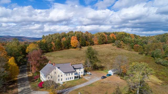 2206 Green Mountain Turnpike, Chester, VT 05143 (MLS #4832640) :: Lajoie Home Team at Keller Williams Gateway Realty