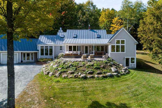 619 Goodrich Four Corners Road, Norwich, VT 05055 (MLS #4832752) :: Hergenrother Realty Group Vermont
