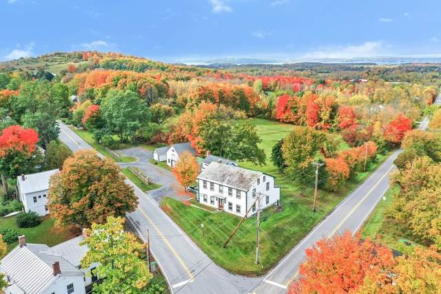 2848 Greenbush Road, Charlotte, VT 05445 (MLS #4833012) :: The Gardner Group