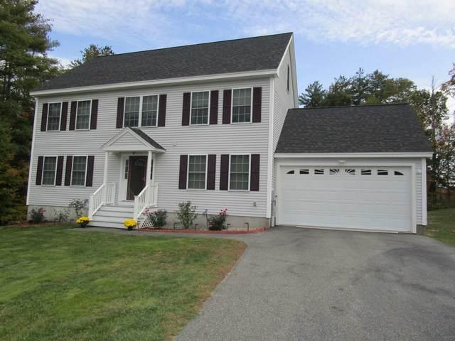 9 Benjamin Way, Epping, NH 03042 (MLS #4833200) :: Lajoie Home Team at Keller Williams Gateway Realty