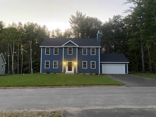 5 Dorothy Drive #3, Amherst, NH 03031 (MLS #4833233) :: The Hammond Team