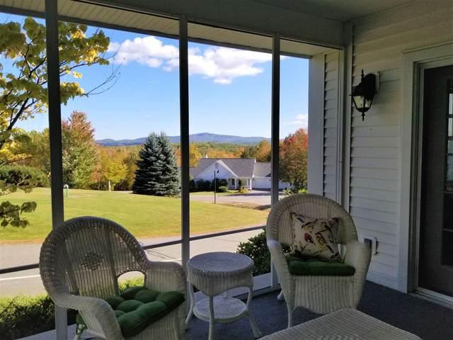 83 Rolling Wood Drive #104, Wolfeboro, NH 03894 (MLS #4833469) :: Lajoie Home Team at Keller Williams Gateway Realty