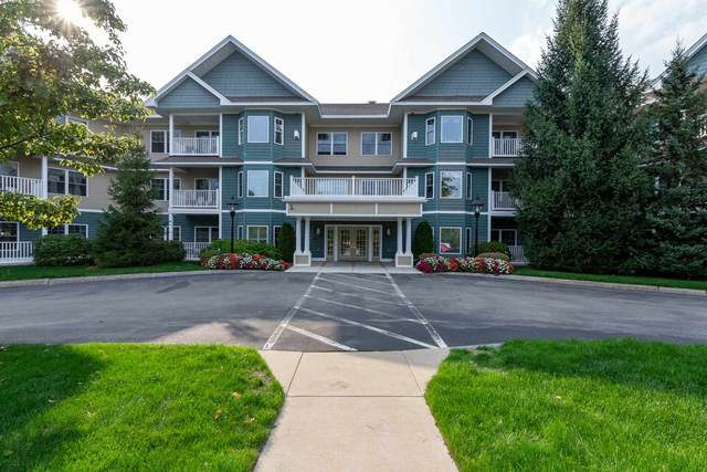 65 Hawthorne Drive #113, Bedford, NH 03110 (MLS #4833640) :: Parrott Realty Group