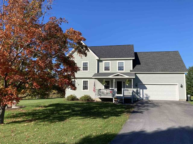 2 Canamak Drive, Grand Isle, VT 05458 (MLS #4833679) :: Hergenrother Realty Group Vermont