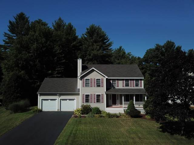 42 Craig Drive, Merrimack, NH 03054 (MLS #4833779) :: Lajoie Home Team at Keller Williams Gateway Realty