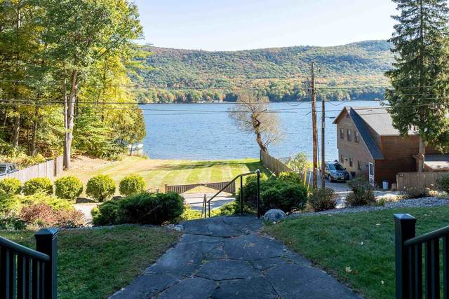 1740 Hooker Road, Leicester, VT 05733 (MLS #4833805) :: Hergenrother Realty Group Vermont