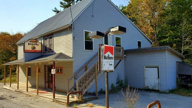 4121 Vt 100 Route, Eden, VT 05653 (MLS #4833852) :: Signature Properties of Vermont