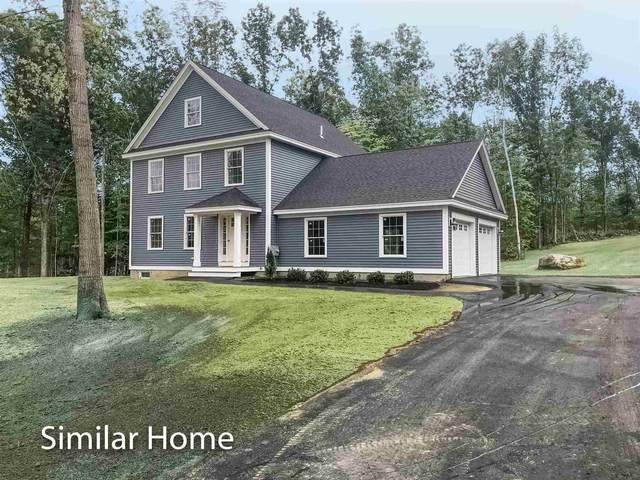 Lot 25 Echo Farm Drive #25, Epping, NH 03042 (MLS #4833867) :: Lajoie Home Team at Keller Williams Gateway Realty